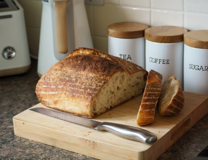 Fresh bread smell helps get your home ready for viewings